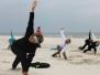 joga na plaży 2013r.