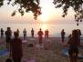 Powitanie słońca 7.08.2013r.