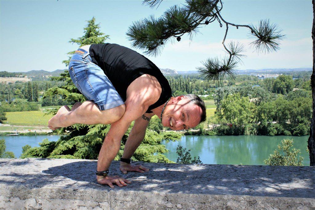 Marek Ptasinski joga
